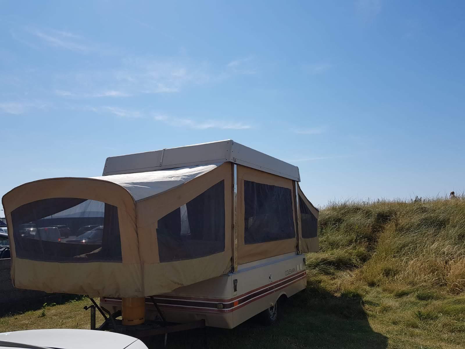 Strandhill Caravan & Camping Rates - Sligo Caravan